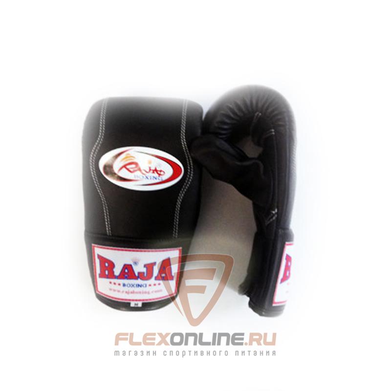 Cнарядные перчатки Перчатки снарядные на резинке M чёрные от Raja