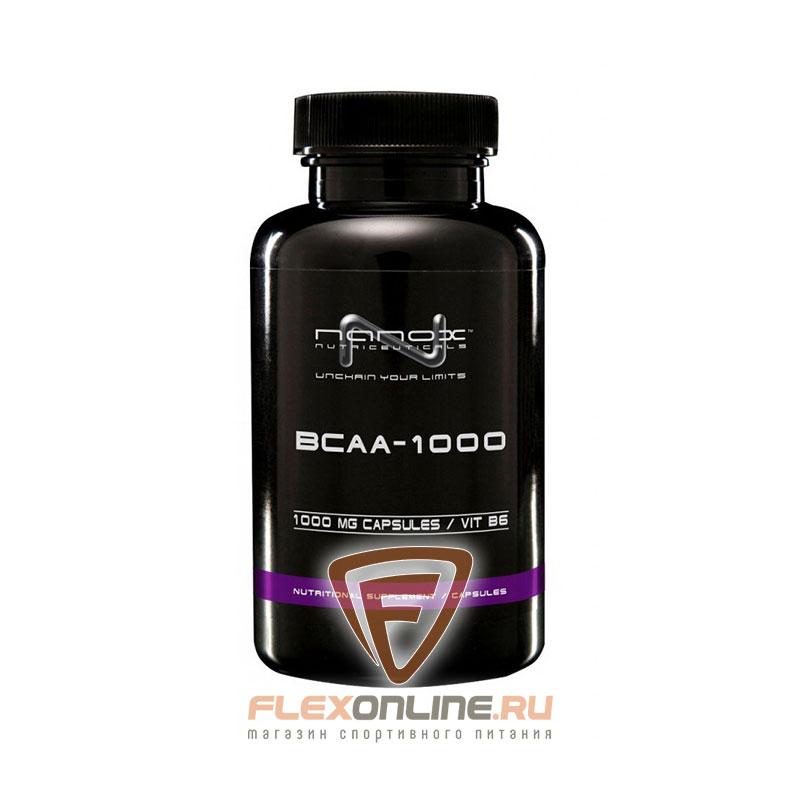 BCAA BCAA-1000 от Nanox