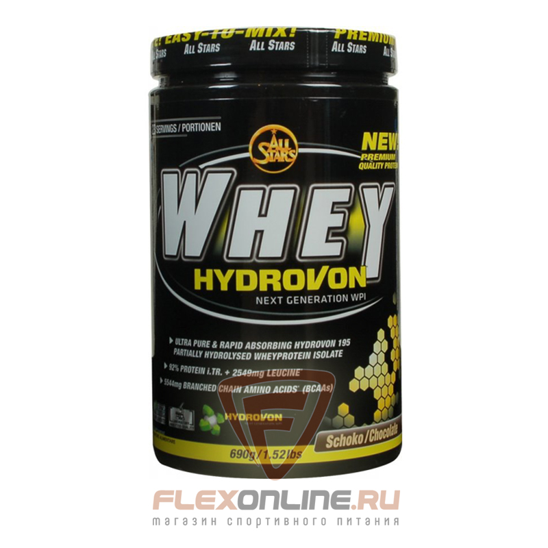 Протеин Whey Hydrovon от All Stars