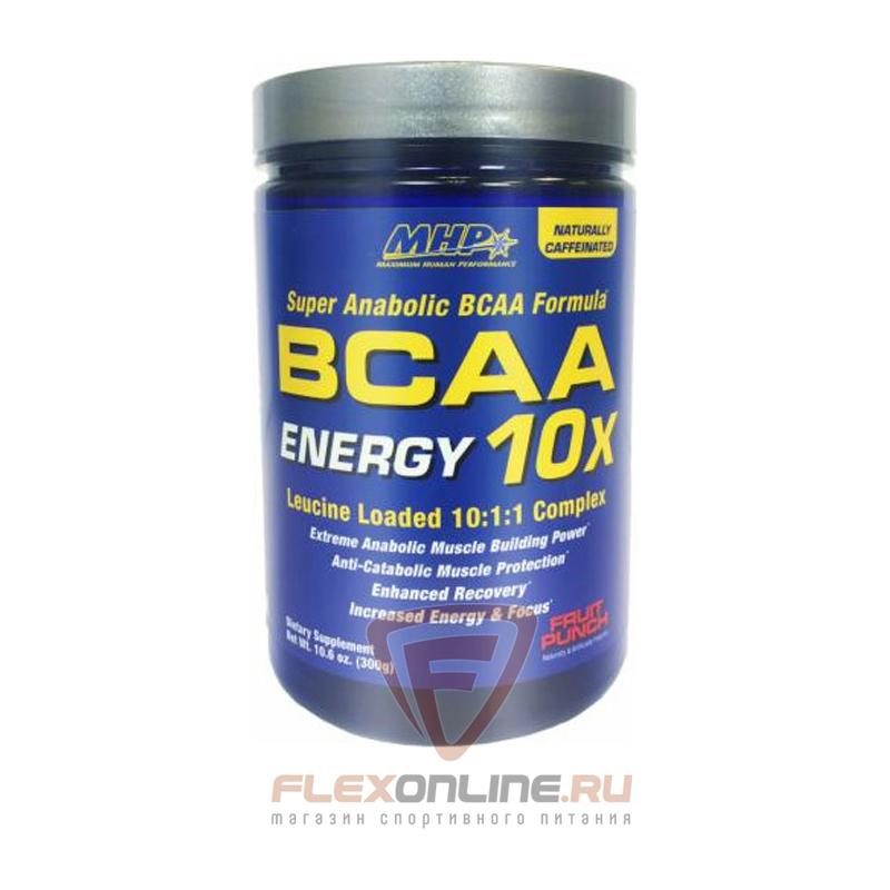 MHP BCAA 10X Energy