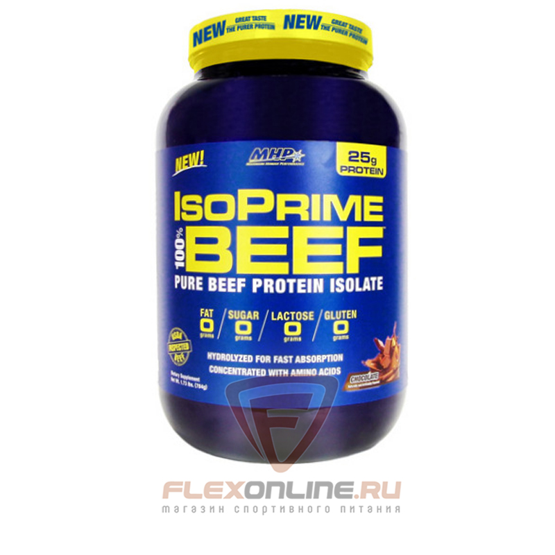 MHP IsoPrime 100% BEEF