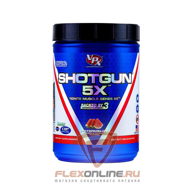 Предтреники Shotgun 5Х от VPX