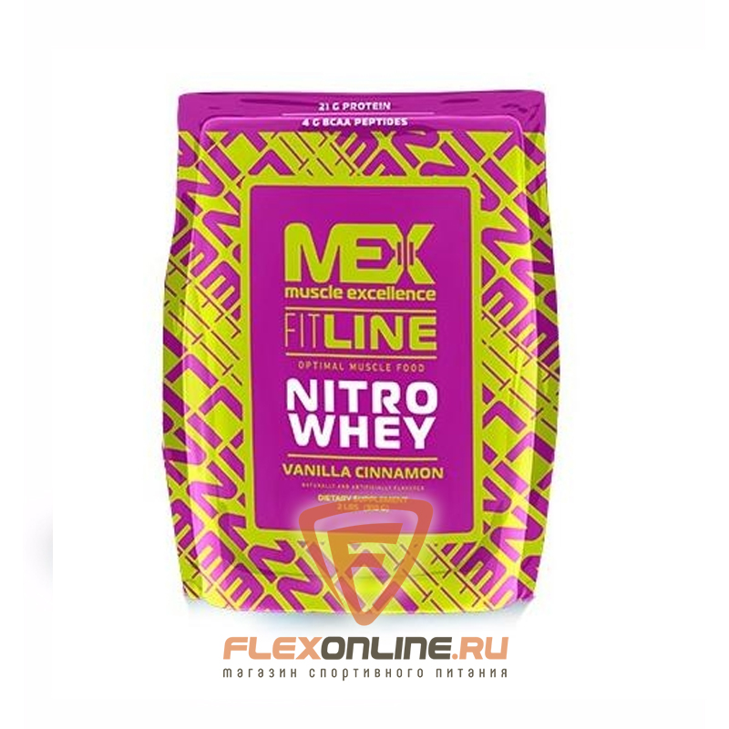 Протеин Nitro Whey от MEX