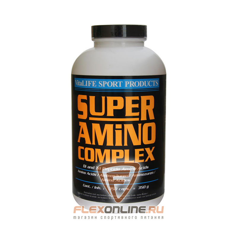 Аминокислоты Super Amino Complex от VitaLife