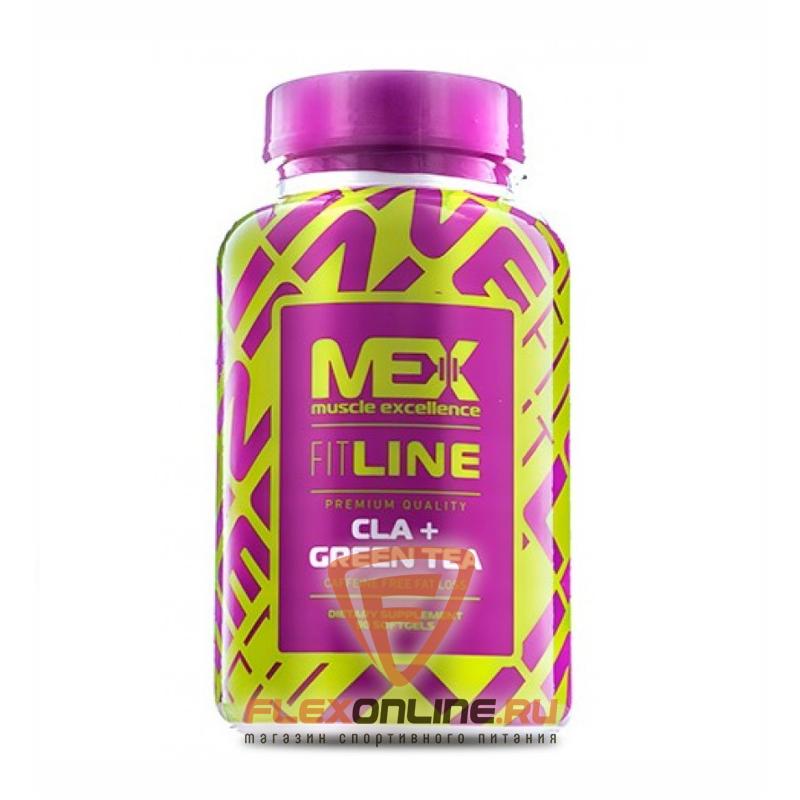 Жиросжигатели CLA + Green Tea от MEX