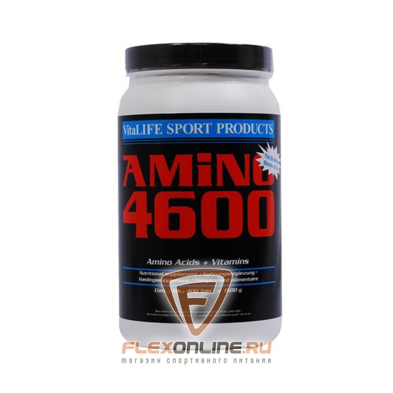 Аминокислоты Amino 4600 от VitaLife