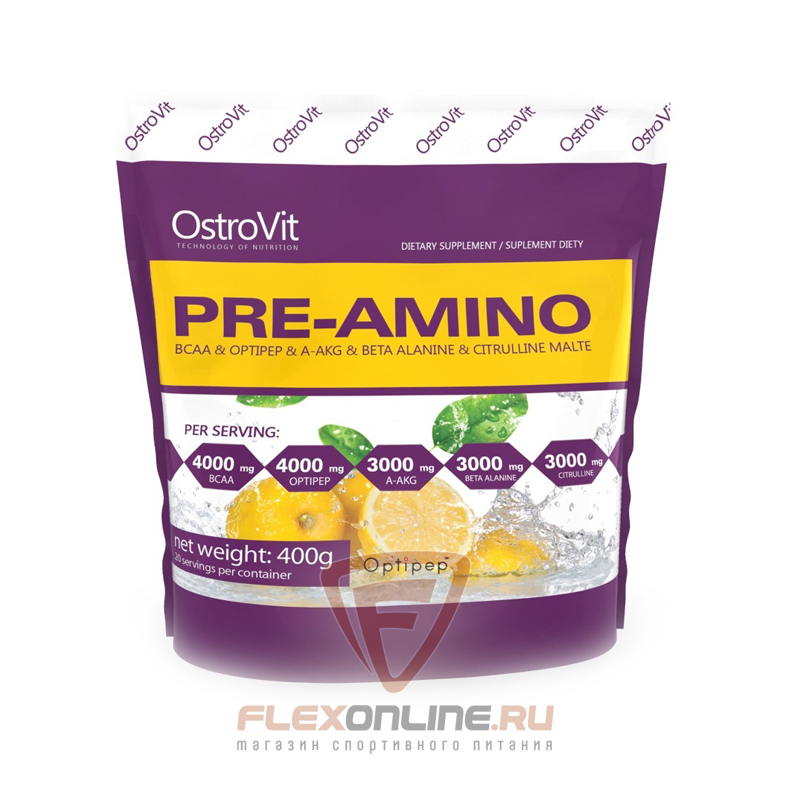 Аминокислоты Pre-Amino от OstroVit