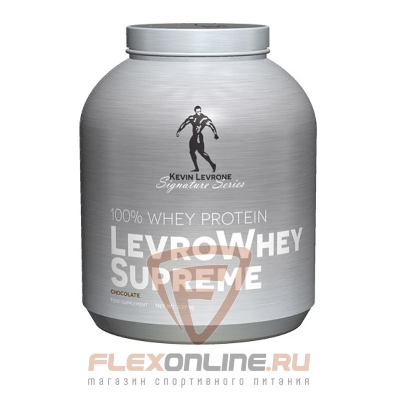 Протеин LevroWheySupreme от Kevin Levrone