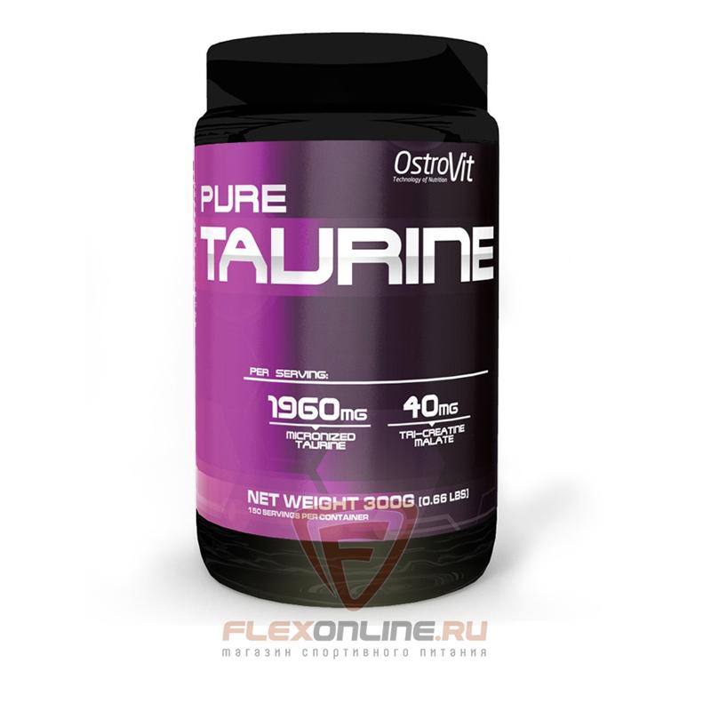 Предтреники Pure Taurine от OstroVit