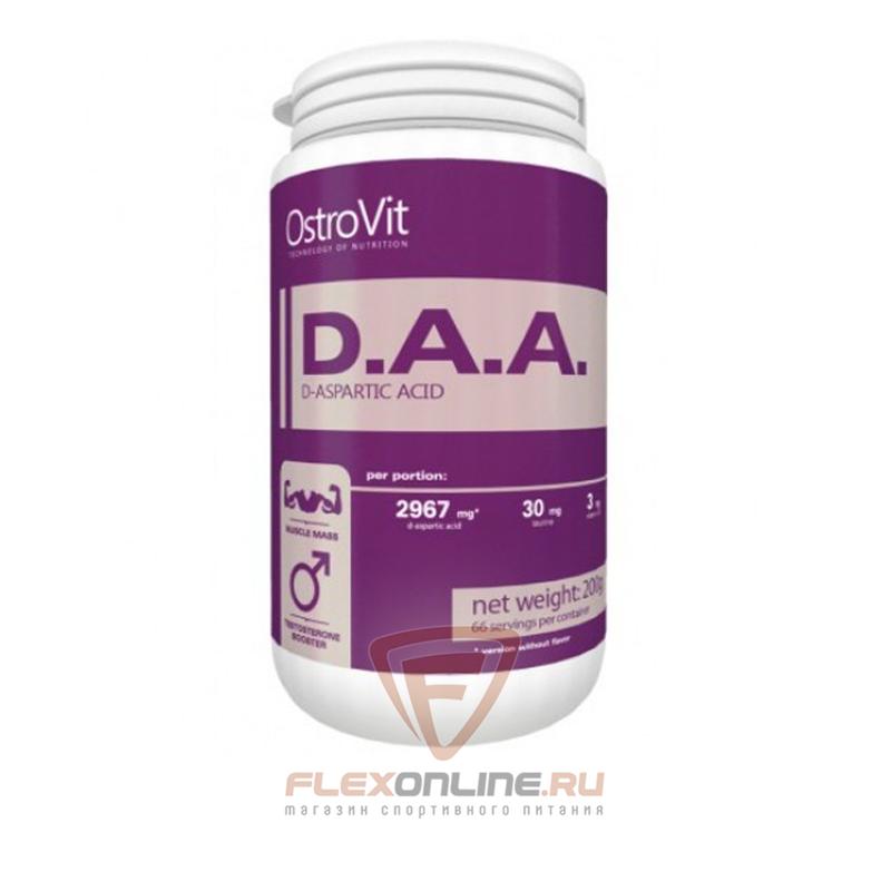 Тестостерон Pure D.A.A от OstroVit