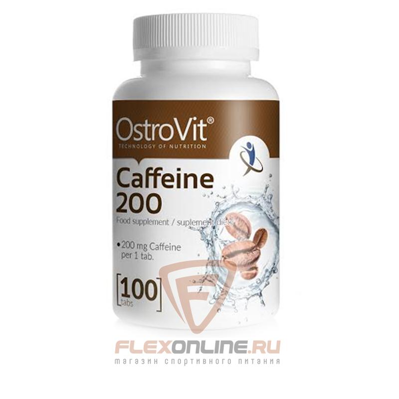 Прочие продукты Caffeine 200 от OstroVit