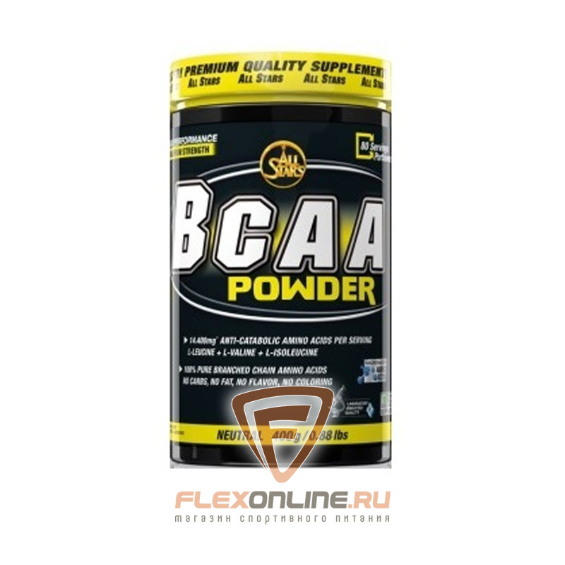 All Stars BCAA Powder