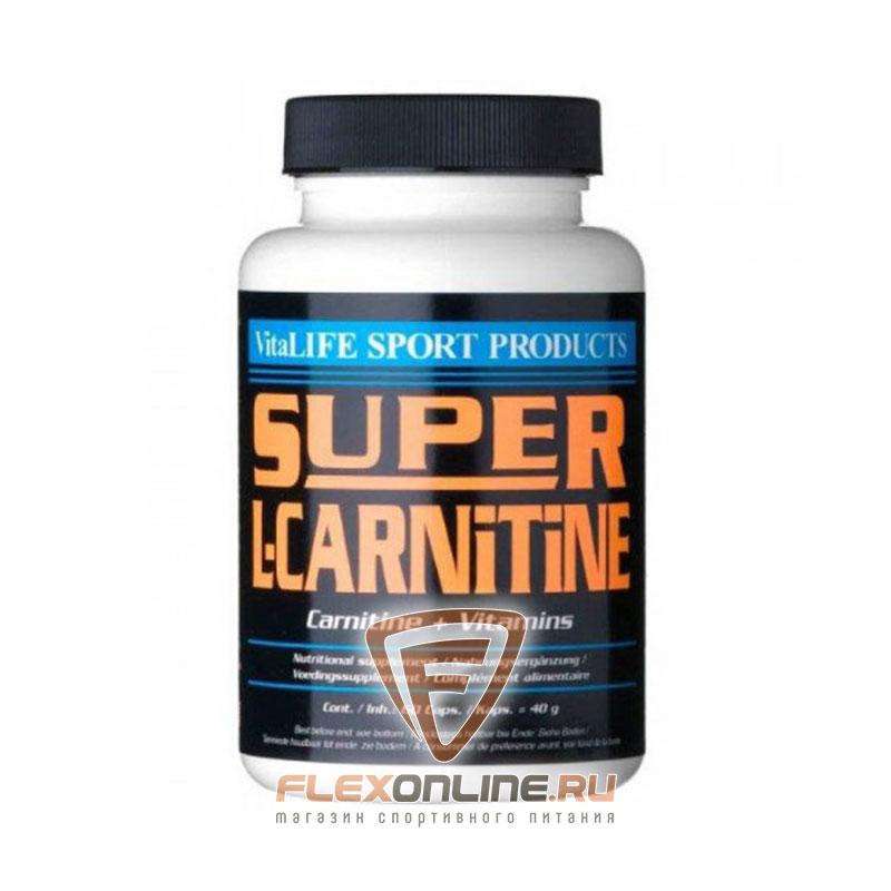 L-карнитин Super L-Carnitine от VitaLife