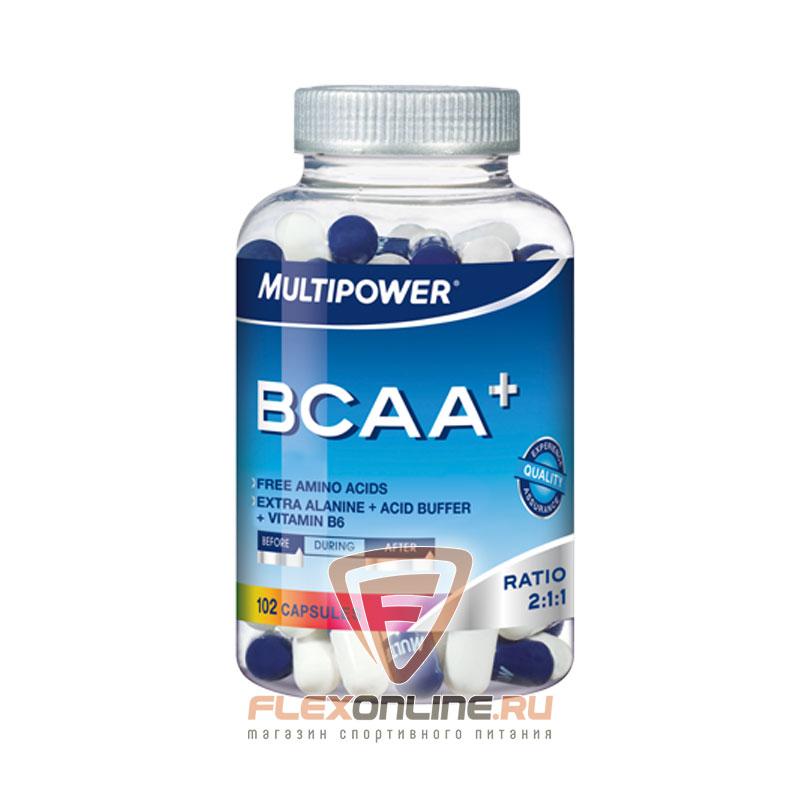 BCAA BCAA+ от Multipower