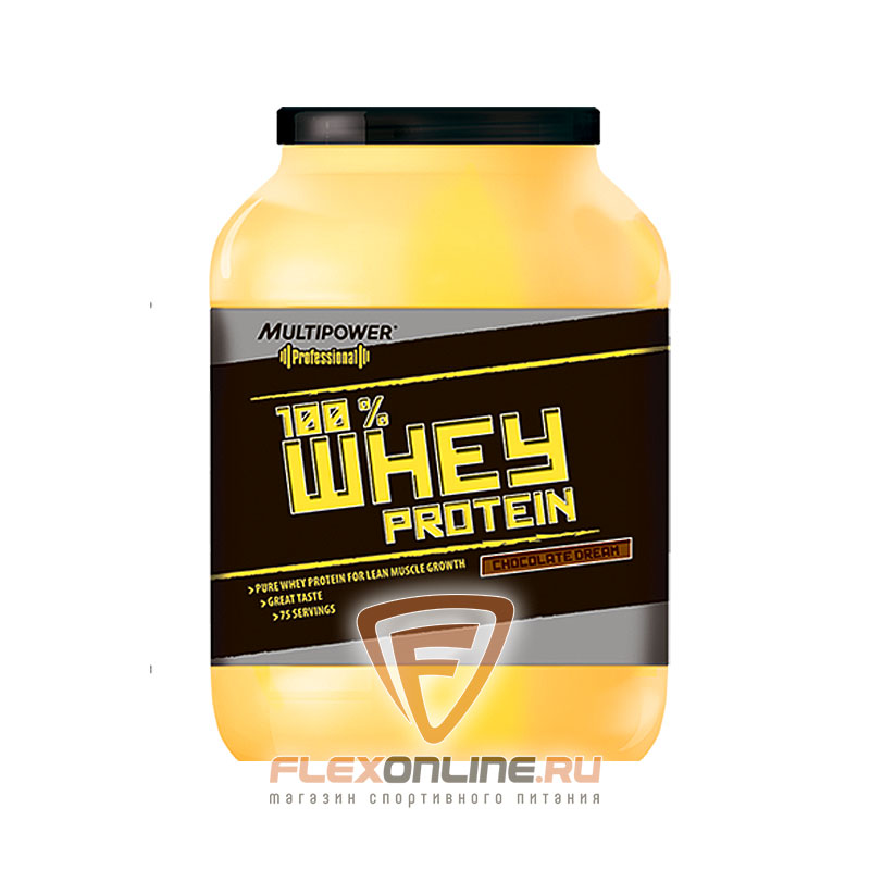 Протеин 100% Whey Protein от Multipower