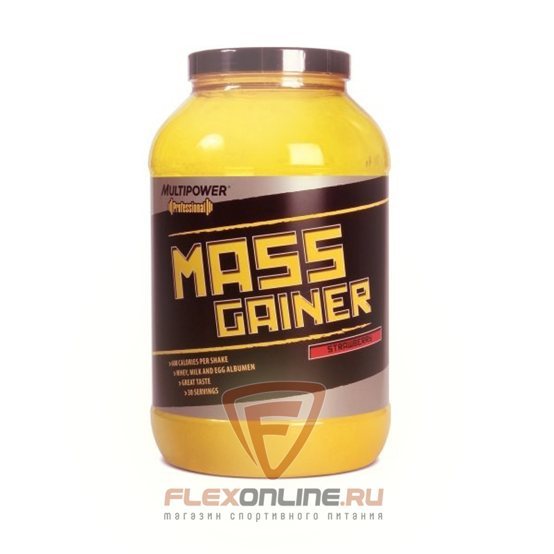 Гейнер Professional Mass Gainer от Multipower