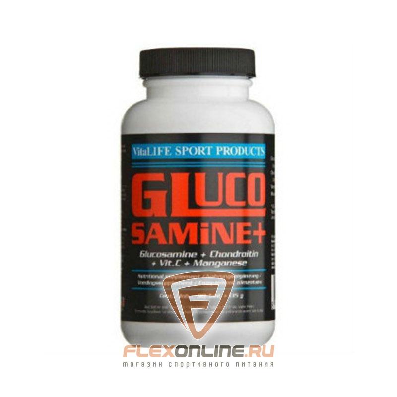Суставы и связки Glucosamine+ от VitaLife