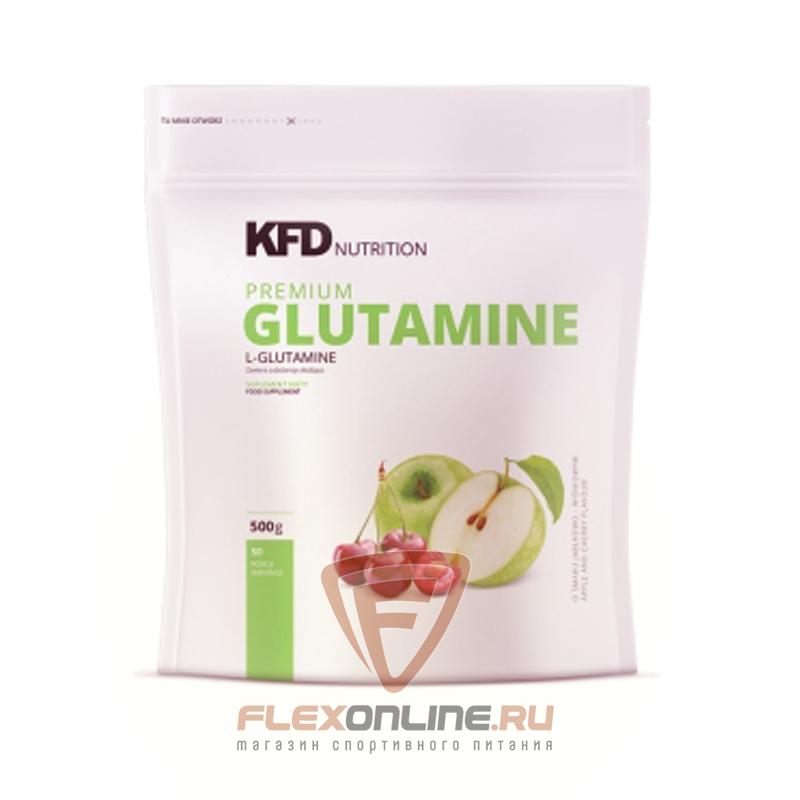 L-глютамин Premium Glutamine от KFD