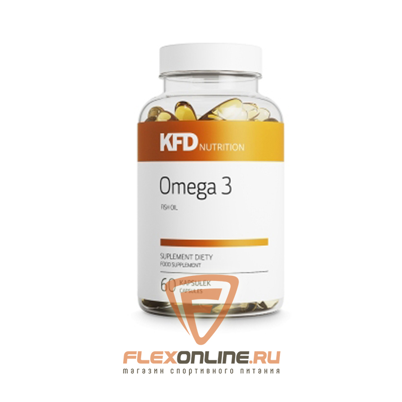 Прочие продукты Omega 3 от KFD
