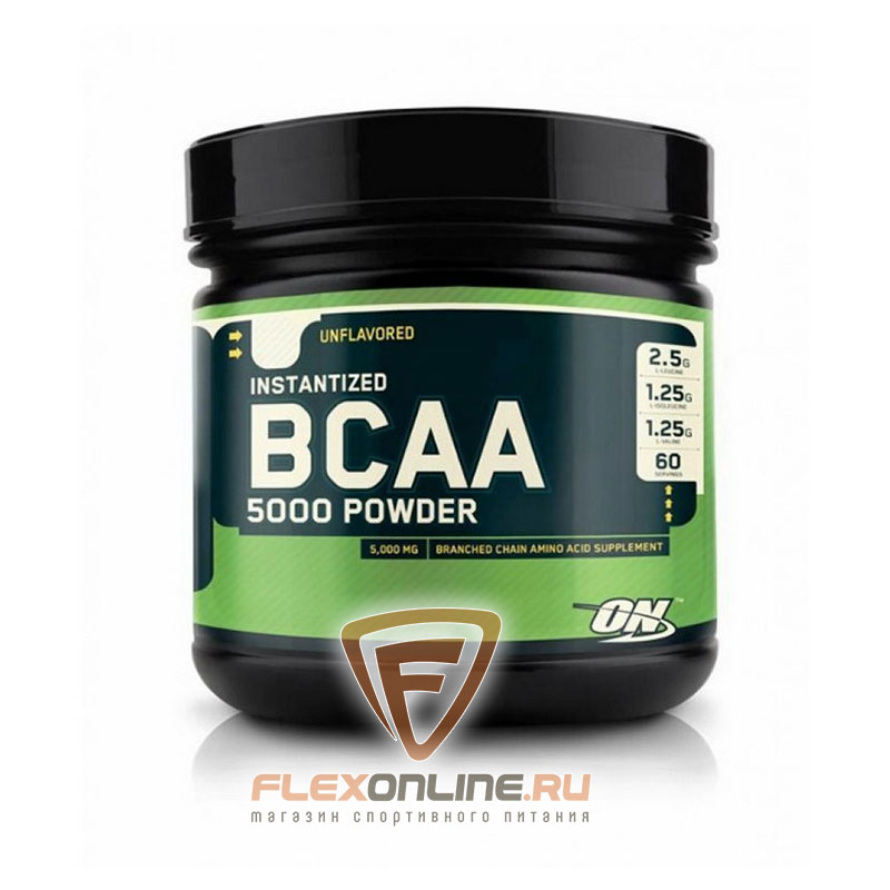 BCAA BCAA 5000 Powder от Optimum Nutrition