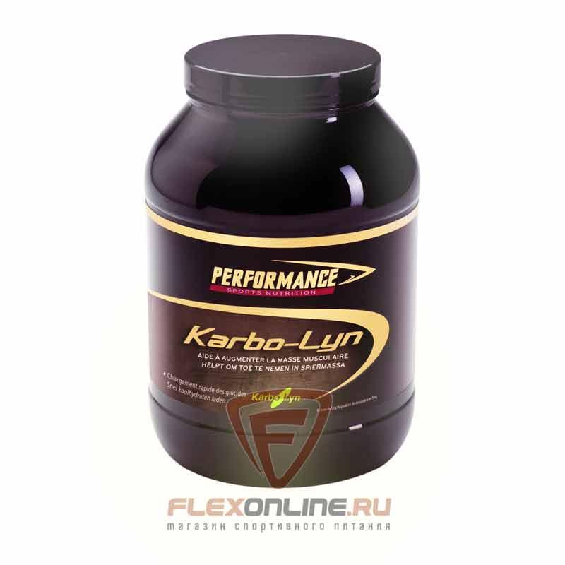 Прочие продукты Karbo-Lyn от Performance
