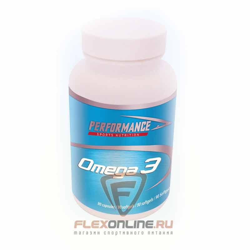 Прочие продукты Omega 3 от Performance
