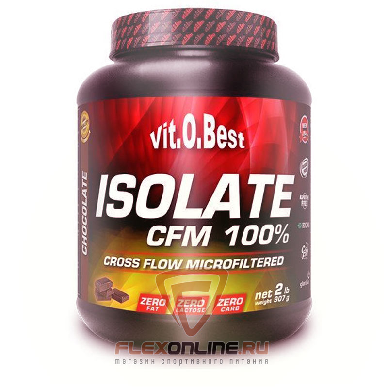 Vit.O.Best Isolate CFM 100%
