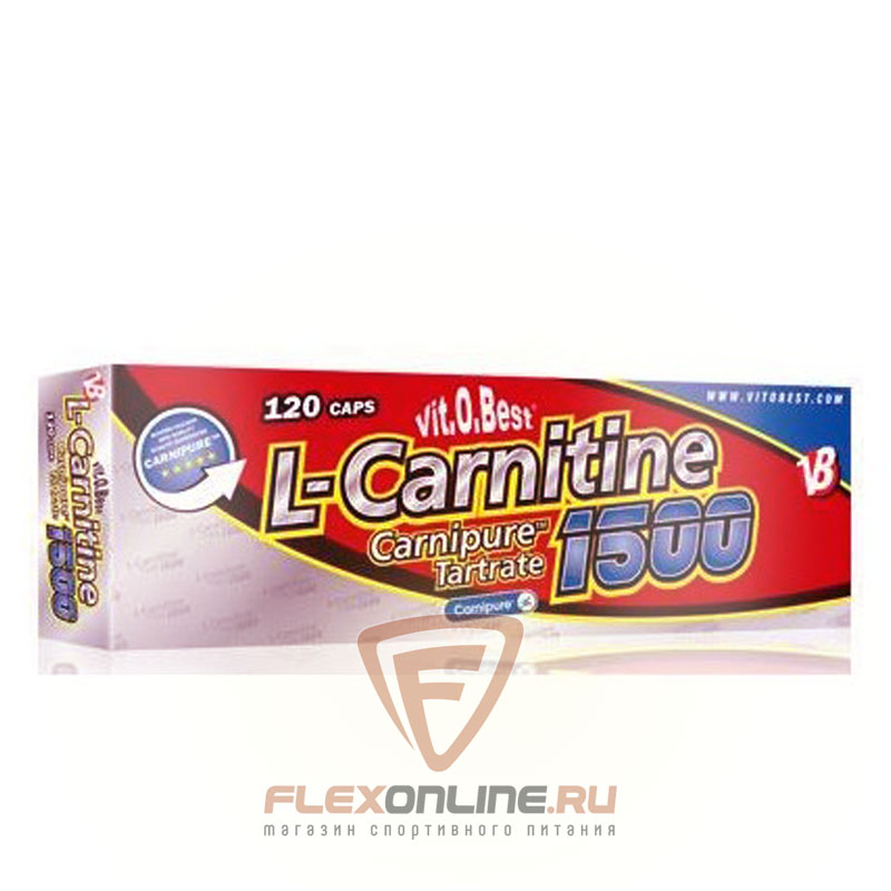 Vit.O.Best L-Carnitine 1500