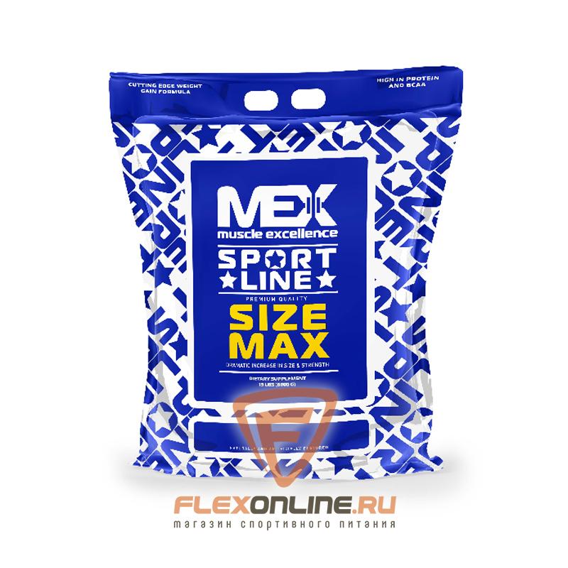 Гейнер Size-Max от MEX