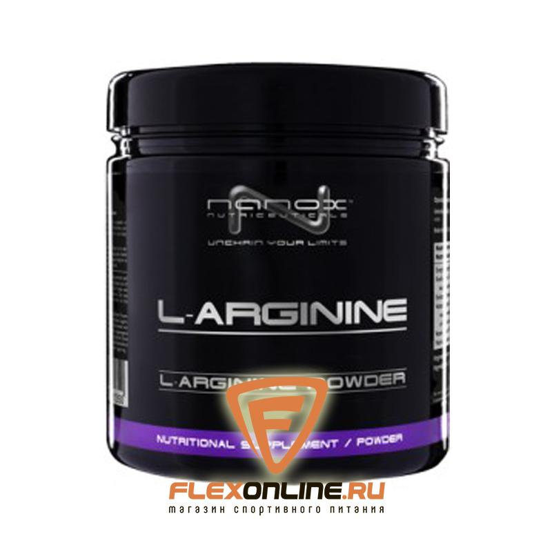 Nanox L-Arginine HCL