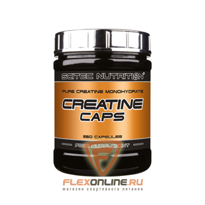 Scitec Creatine caps