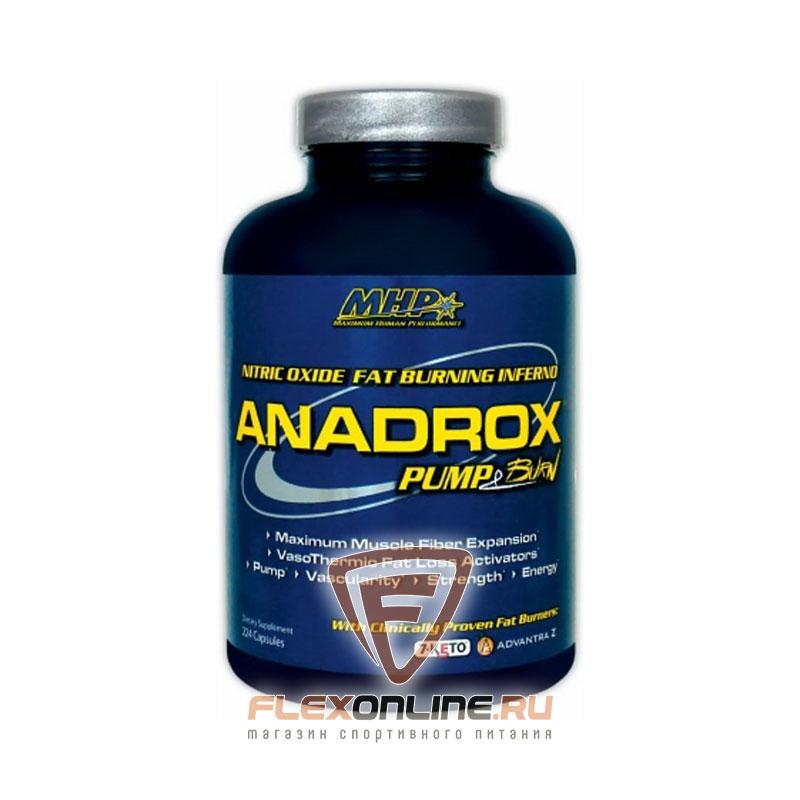 MHP Anadrox Pump&Burn
