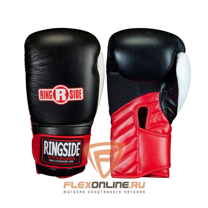 Боксерские перчатки Перчатки боксёрские тренировочные на липучке 14 унций от Ringside
