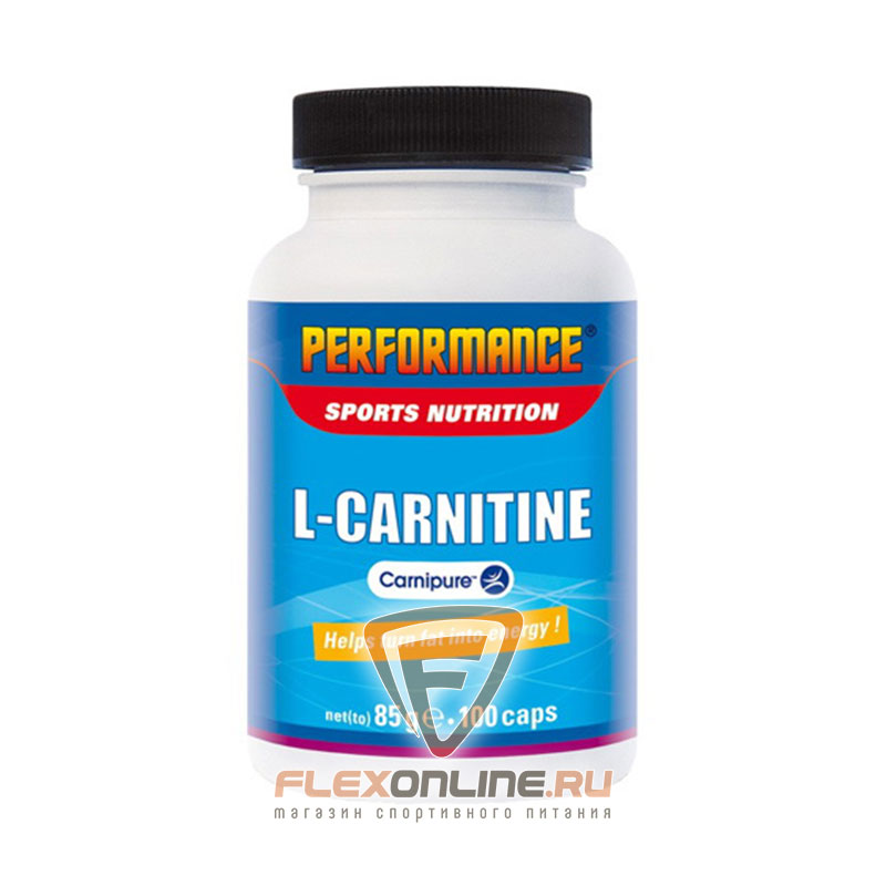 Performance L-Carnitine Caps