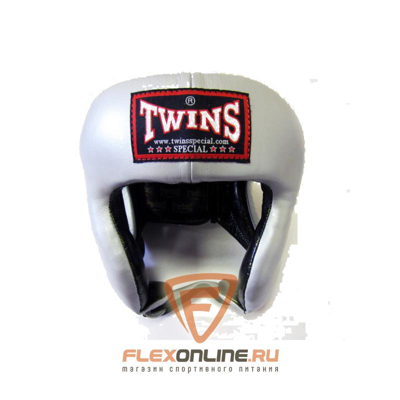 Шлемы Шлем тренировочный XL серебряный от Twins