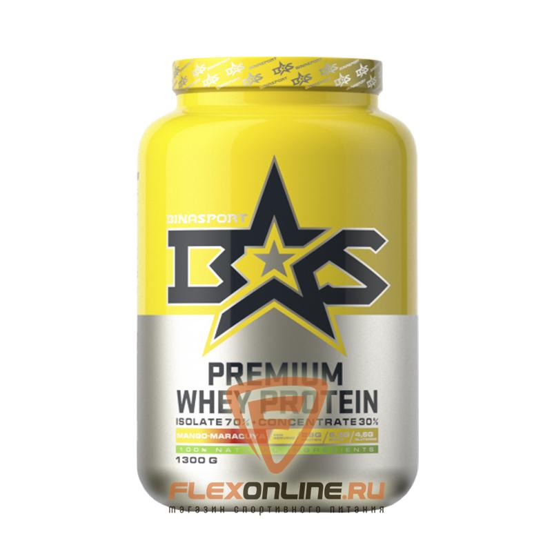 Протеин Premium Whey Protein от Binasport