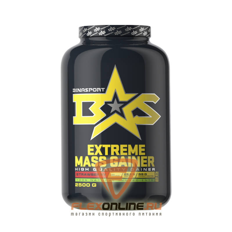 Binasport Extreme Mass Gainer
