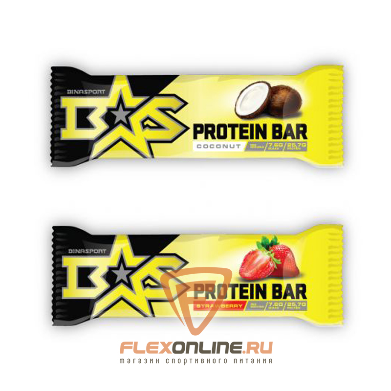 Шоколадки Protein Bar от Binasport