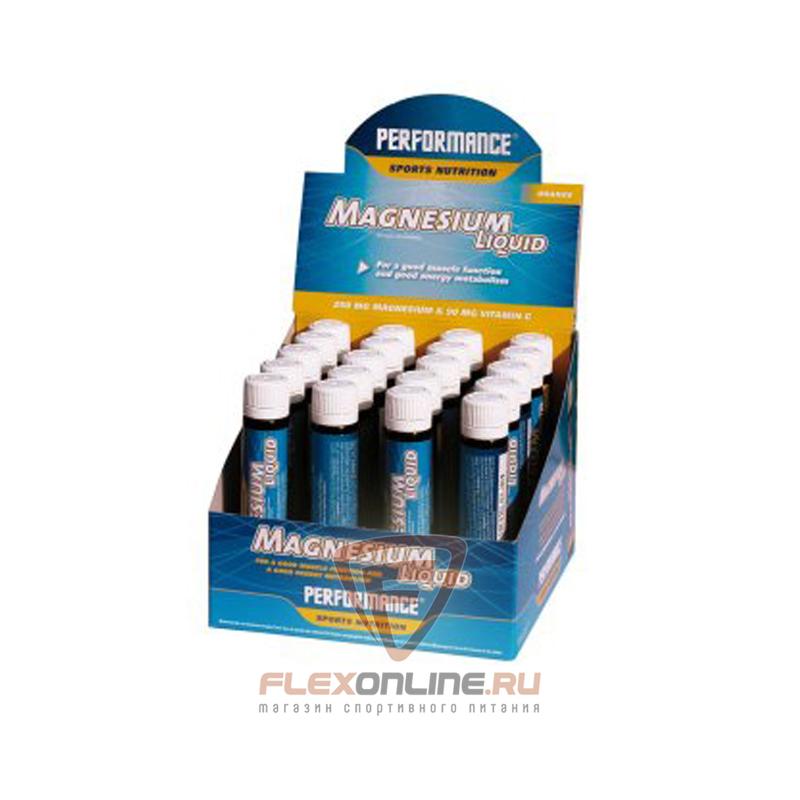 Витамины Magnesium Liquid от Performance