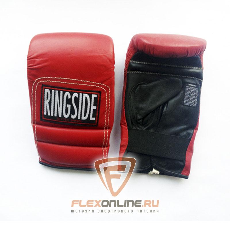 Cнарядные перчатки Перчатки снарядные на резинке L красно-чёрные от Ringside