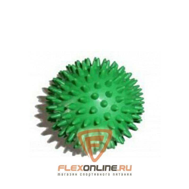 Прочие продукты Мяч массажный игольчатый, мягкий зеленый 9 см от Status