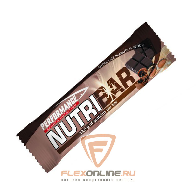 Шоколадки Nutribar от Performance