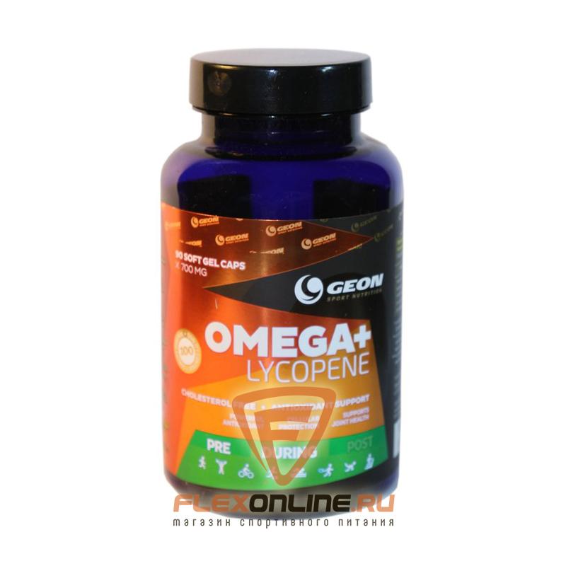 Витамины Омега-3 + Ликопин от GEON