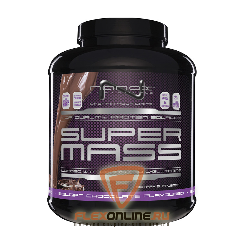 Nanox Super Mass Gainer