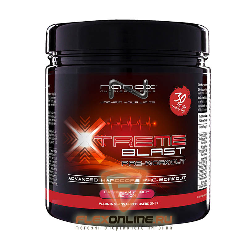 Nanox Xtreme Blast