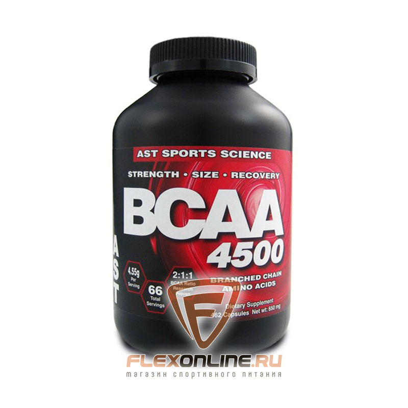 BCAA BCAA 4500 от AST