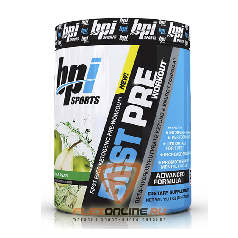 BPI Best PreWorkout