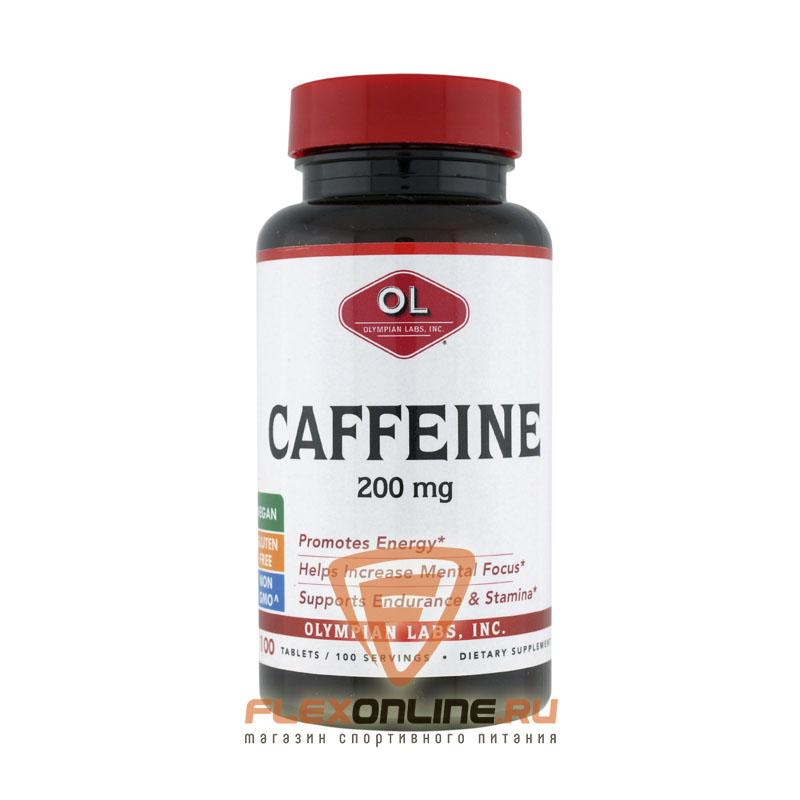 Olympian Labs Caffeine