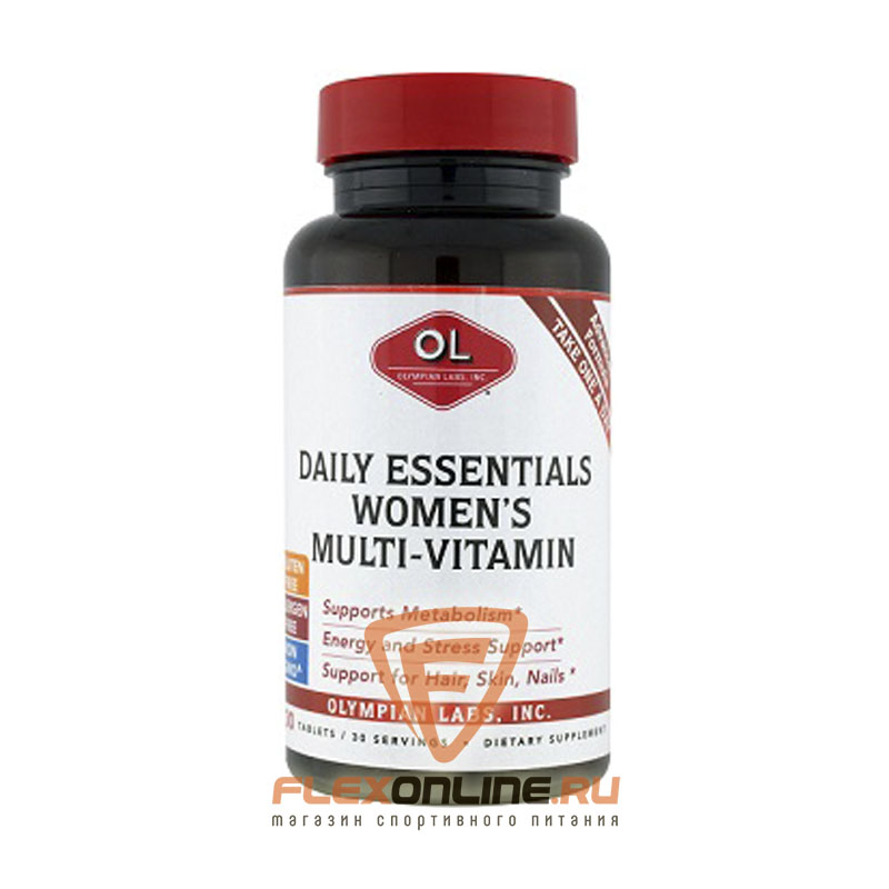 Olympian Labs Daily Essential Womens multi-vitamin