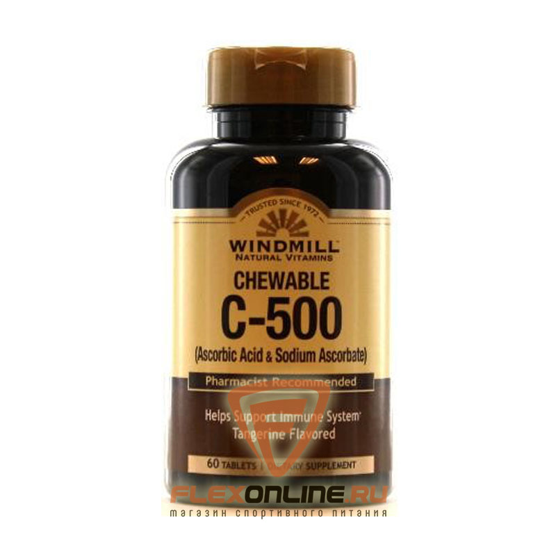 Windmill C-500 mg Chewable